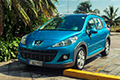 Car Rental in Havana Airports, Cuba - Havana Airports, Cuba Car Hire - Peugeot 207 SW